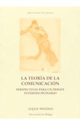 Papel LA TEORIA DE LA COMUNICACION,