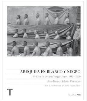 Papel Arequipa En Blanco Y Negro