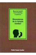 Papel DIMENSIONES DE LA TERAPIA FAMILIAR (TERAPIA FAMILIAR 14012)