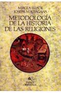 Papel METODOLOGIA DE LA HISTORIA DE LAS RELIGIONES (ORIENTALIA 42020)