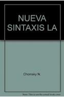 Papel NUEVA SINTAXIS TEORIA DE LA RECCION Y EL LIGAMIENTO (COMUNICACION 34029)