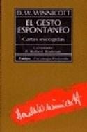 Papel GESTO ESPONTANEO CARTAS ESCOGIDAS (PP 10140)