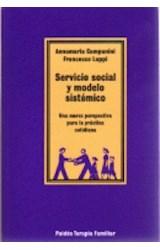 Papel SERVICIO SOCIAL Y MODELO SISTEMICO