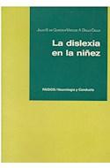 Papel DISLEXIA EN LA NIÑEZ (PAIDOS NEUROLOGIA 22004)