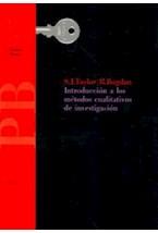 Papel INTRODUCCION A LOS METODOS CUALITATIVOS DE INVESTIGACION