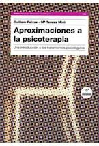Papel APROXIMACIONES A LA PSICOTERAPIA