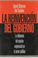 Papel REINVENCION DEL GOBIERNO (ESTADO Y SOCIEDAD 45022)