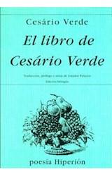 Papel EL LIBRO DE CESARIO VERDE,