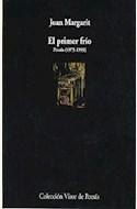 Papel PRIMER FRIO ,EL . POESIA 1975-1995