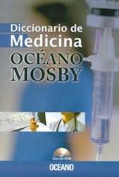 Papel Diccionario De Medicina Mosby Oceano