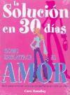 Papel Como Encontrar El Amor, La Solucion En 30 D
