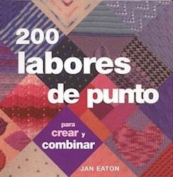 Papel 200 Labores De Punto