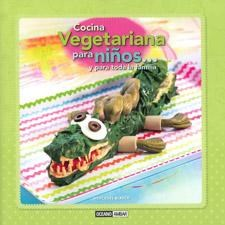 Papel Cocina Vegetariana Para Niños...