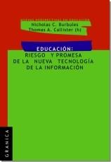 Papel Educacion: Riesgos Y Promesas De Las Nuevas Tecnologias De .
