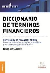 Papel Diccionario De Terminos Financieros