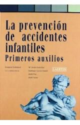 Papel LA PREVENCION DE ACCIDENTES INFANTILES