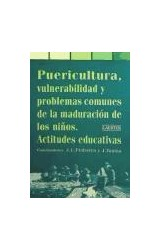 Papel PUERICULTURA, VULNERABILIDAD Y PROBLEMAS COMUNES DE LA MADUR