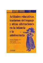 Papel ACTITUDES EDUCATIVAS, TRASTORNOS DEL LENGUAJE Y OTRAS ALTERN
