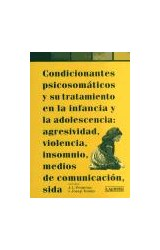 Papel CONDICIONANTES PSICOSOMATICOS Y SU TRATAMIENTO EN LA INFANCI