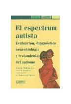 Papel ESPECTRUM AUTISTA, EL (EVALUACION, DIAGNOSTICO, NEUROBIOLOGI