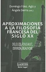 Papel APROXIMACIONES A LA FILOSOFIA FRANCESA DEL SIGLO XX