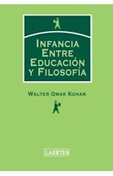 E-book Infancia. Entre educación y filosofía