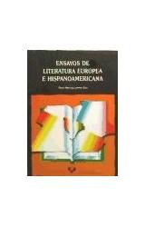 Papel Ensayos de literatura europea e hispanoamericana