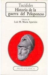 Papel HISTORIA DE LA GUERRA DEL PELOPONESO
