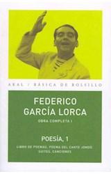 Papel OBRA COMPLETA 7 TOMOS (GARCIA LORCA)