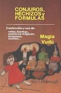 Papel CONJUROS HECHIZOS Y FORMULAS MAGIA VUDU