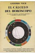 Papel CALCULO DEL HOROSCOPO EL