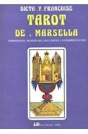 Papel TAROT DE MARSELLA SIMBOLOGIA MANEJO DE LAS CARTAS E INTERPRETACION (RUSTICA)