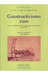 Papel Constructivismo Ruso