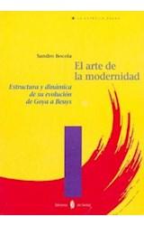 Papel EL ARTE DE LA MODERNIDAD . ESTRUCTURA Y DIN