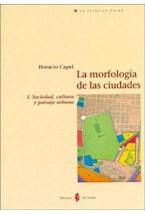 Papel LA MORFOLOGIA DE LAS CIUDADES I SOCIEDAD , C