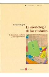 Papel La Morfologia De Las Ciudades I