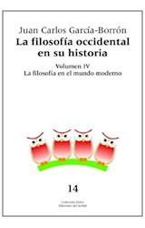 Papel La Filosofia Occidental En Su Historia IV