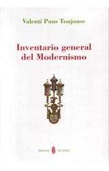 Papel INVENTARIO GENERAL DEL MODERNISMO