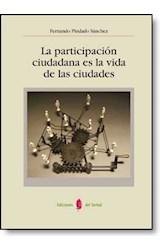 E-book La participación ciudadana es la vida de las ciudades