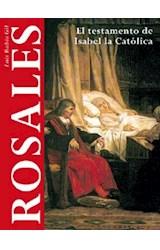 E-book El testamento de Isabel la Católica