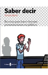 E-book Saber decir