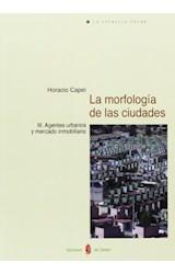 Papel LA MORFOLOGIA DE LAS CIUDADES III AGENTES UR
