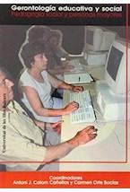 Papel GERONTOLOGIA EDUCATIVA Y SOCIAL