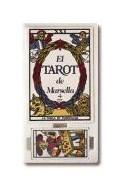 Papel TAROT DE MARSELLA [ESTUCHE LIBRO Y CARTAS] (TABLA DE ESMERALDA)