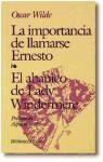 Papel Importancia De Llamarse Ernesto, La / Abanico De Lady Windermere, El