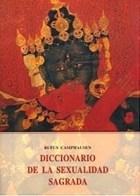 Libro Diccionario De La Sexualidad Sagrada