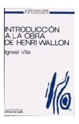 Papel INTRODUCCION A LA OBRA DE HENRI WALLON