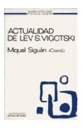 Papel Actualidad De Lev S. Vigotski