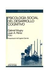 Papel PSICOLOGIA SOCIAL DEL DESARROLLO COGNITIVO