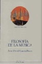 Papel Filosofía De La Música